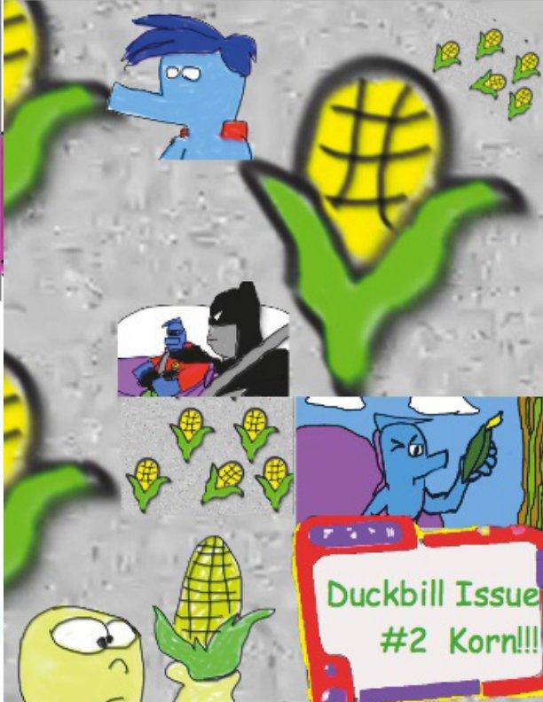 Duckbill Issue #2 Korn nach Zagbona, PaulieMC anzeigen