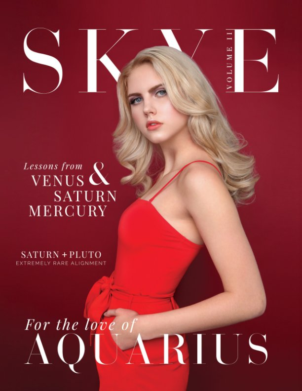 View Skye Magazine - Volume 2 by Skye Magazine