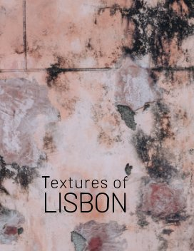 Textures of Lisbon book cover