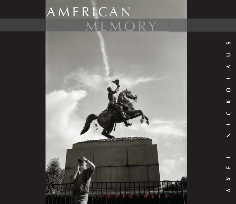 American Memory nach AxelNickolaus anzeigen