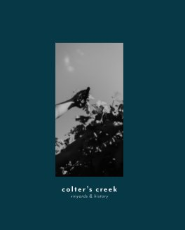 Colters Creek || LARGE book cover
