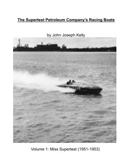 The Supertest Petroleum Company's Racing Boats book cover