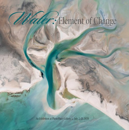 View Water: Element of Change, Hardcover Imagewrap by PhotoPlace Gallery