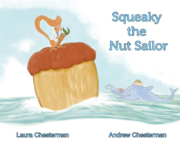 View Squeaky the Nut Sailor by Laura Chesterman
