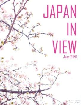 Japan in View - June 2020 book cover