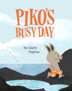 Piko's Busy Day book cover