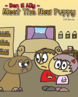 Ben and Ally: Meet The New Puppy book cover