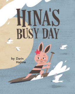 Hina's Busy Day book cover