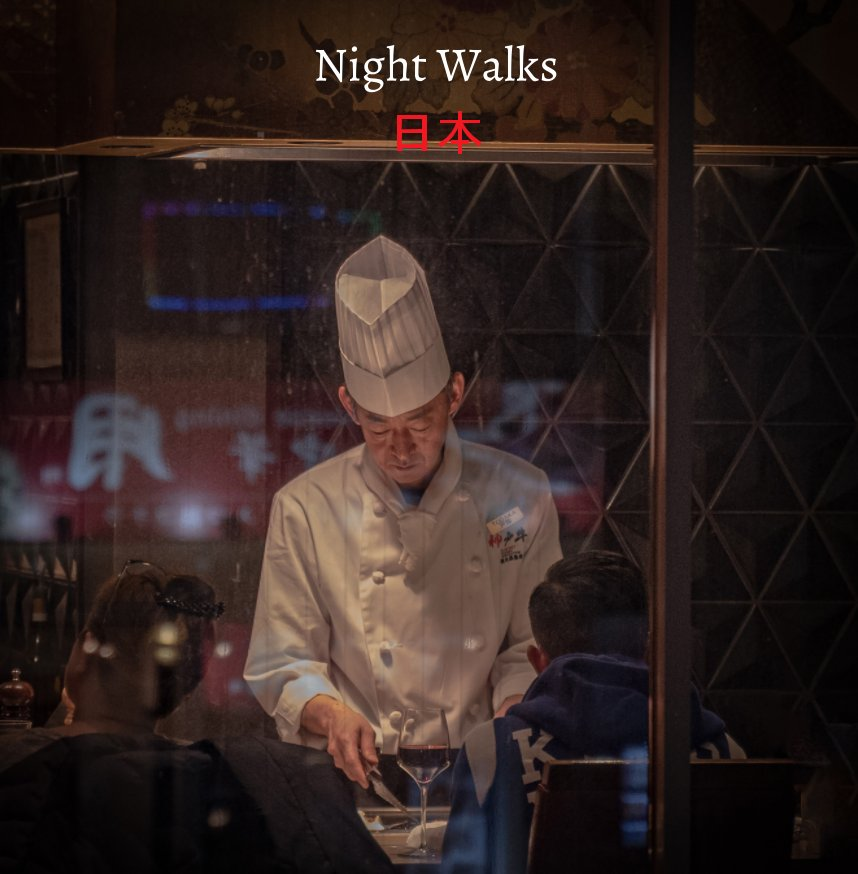 Ver Night Walks Japan por Benjamin Quadflieg