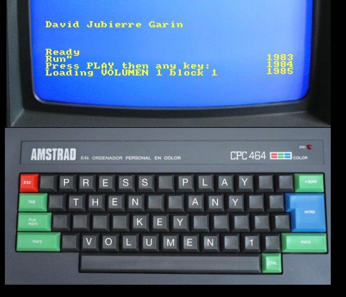 Ver Press PLAY the any key Vol 1 por DAVID JUBIERRE GARIN