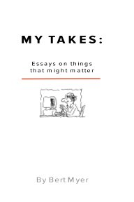 My Takes book cover