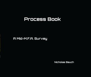 Process Book book cover