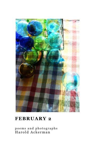 View February 2 by Harold Ackerman