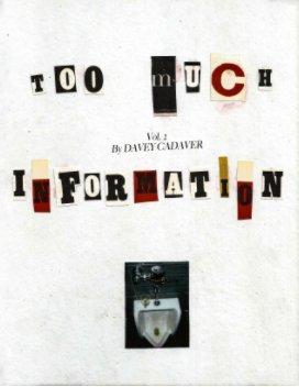 TooMuchInformationVol2 book cover