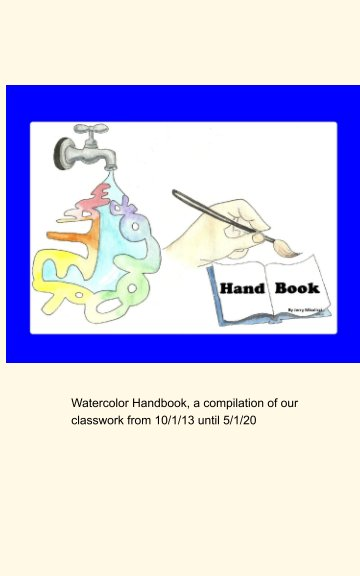View Watecolor Handbook by Jerry Micalizzi