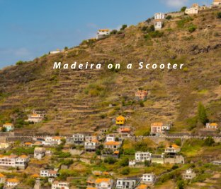 Madeira on a Scooter book cover