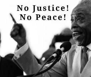 No Justice, no peace! book cover