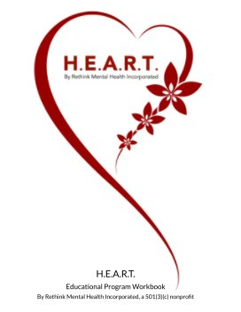 HEART Social-Emotional Learning Workbook for Teens book cover