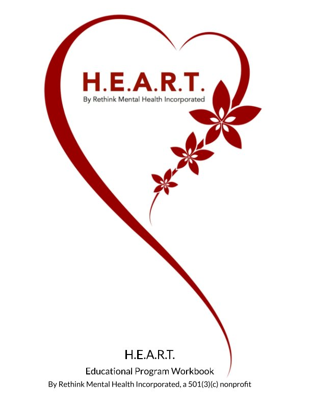 View HEART Social-Emotional Learning Workbook for Teens by Samantha Foster