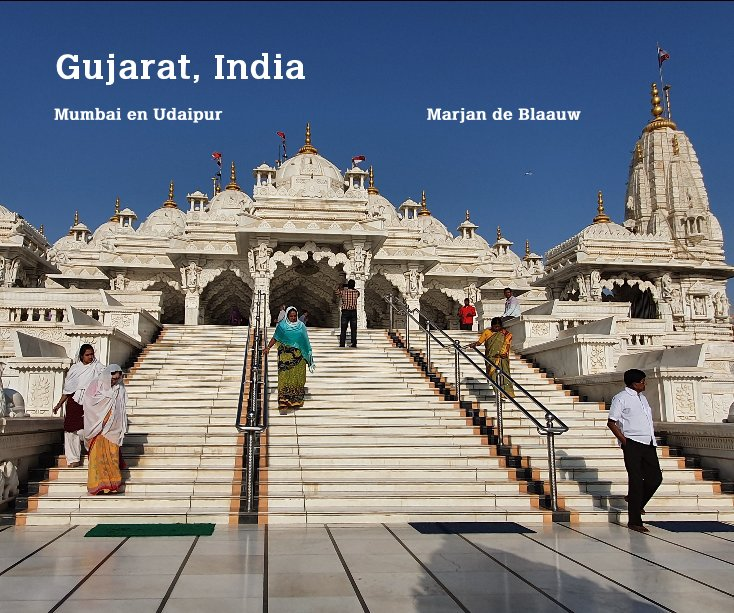 View Gujarat, India by Marjan de Blaauw