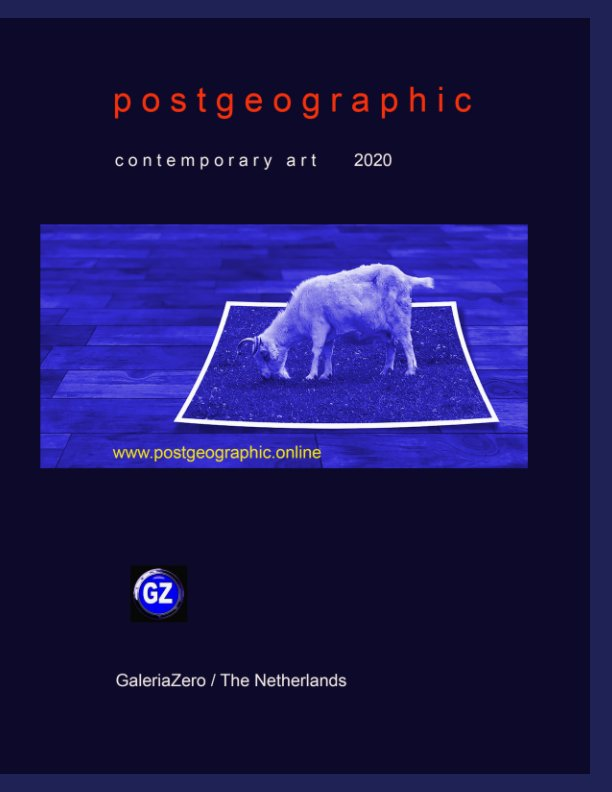 View PostGeographic by GaleriaZero - contemporary art