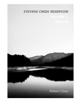Stevens Creek Reservoir Folio book cover