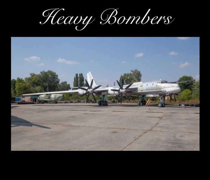 View Heavy Bombers by Andre Pronk