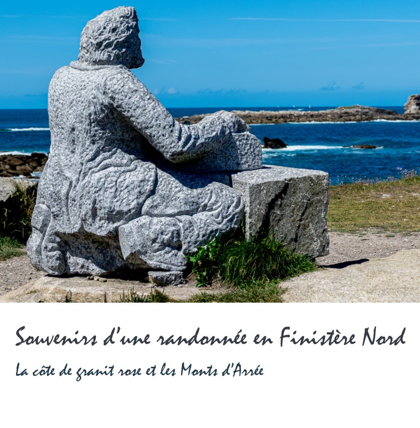 View Souvenirs d'une randonnée en Finistère Nord by Jean-Paul Magis