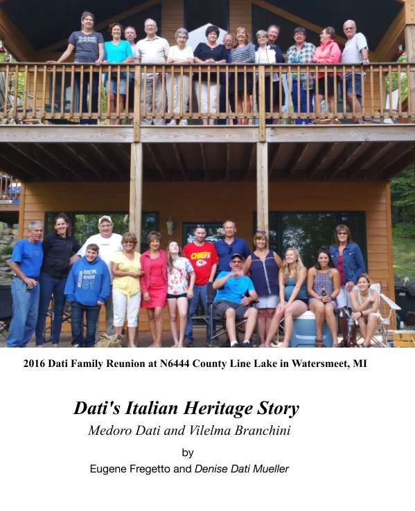Ver Medoro Dati and Villelma Branchini's Genealogy por Fregetto and Mueller