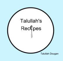 Talullah's Cookbook book cover
