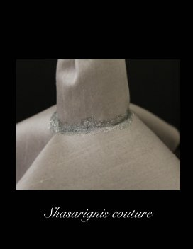 Shasarignis Couture book cover