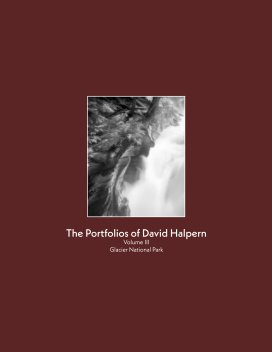 The Portfolios of David Halpern, Volume 3 book cover