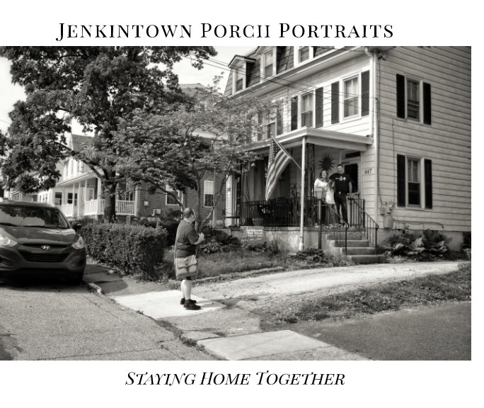 View Jenkintown Porch Portraits by Howard Beleiff