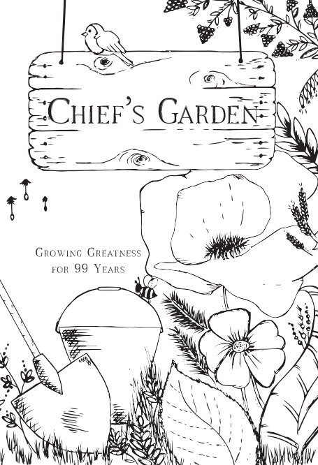 View Chief's Garden by Amy Thomas
