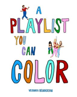 A Playlist You Can Color book cover