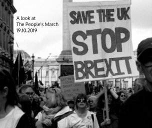 Save the UK Stop Brexit book cover