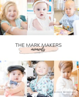 The Mark Makers Moments book cover