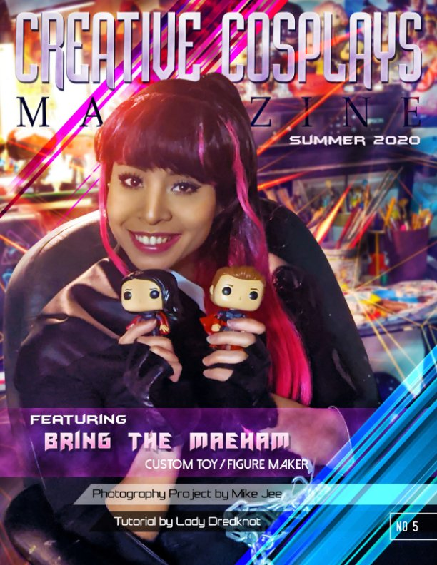 View CCM Summer 2020 by Creative Cosplays Magazine