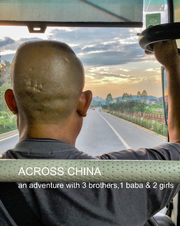 View Across China by Jan van Hassel