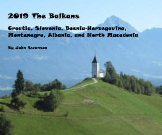 2019 The Balkans book cover