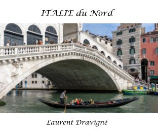 ITALIE du Nord book cover