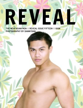 Reveal 15 : Gion book cover
