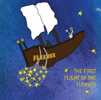 The First Flight of the Flerver book cover