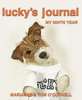 lucky's journal   MY NINTH YEAR book cover
