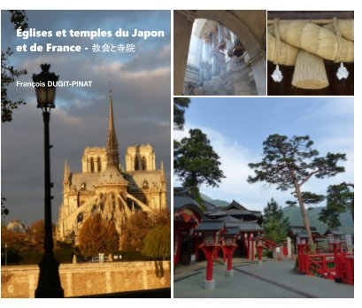 De Paris au Japon - Eglises et temples book cover