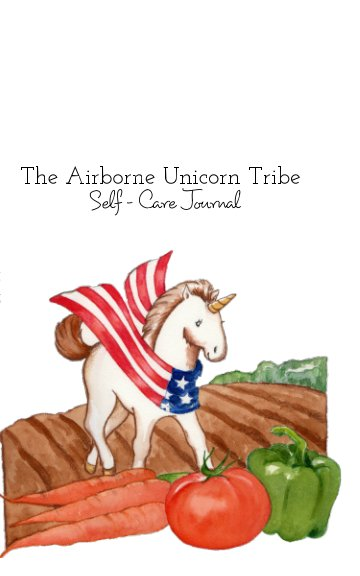 Ver Airborne Unicorn Self-Care Journal por Stephanie Worth