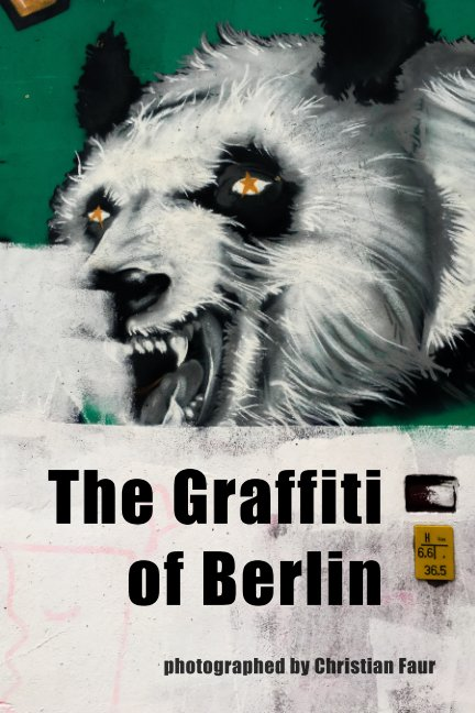 View The Graffiti of Berlin by Christian Faur