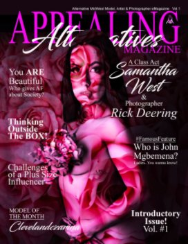 Appealing Alternatives Magazine Issue1 book cover