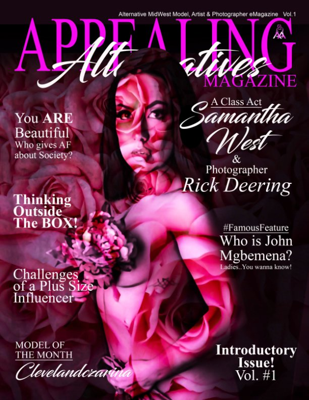 View Appealing Alternatives Magazine Issue1 by Appealing Alternatives Inc.