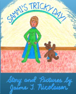 Sammi's Tricky Day! book cover